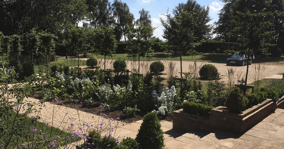 Manor House Garden | Structured Growth