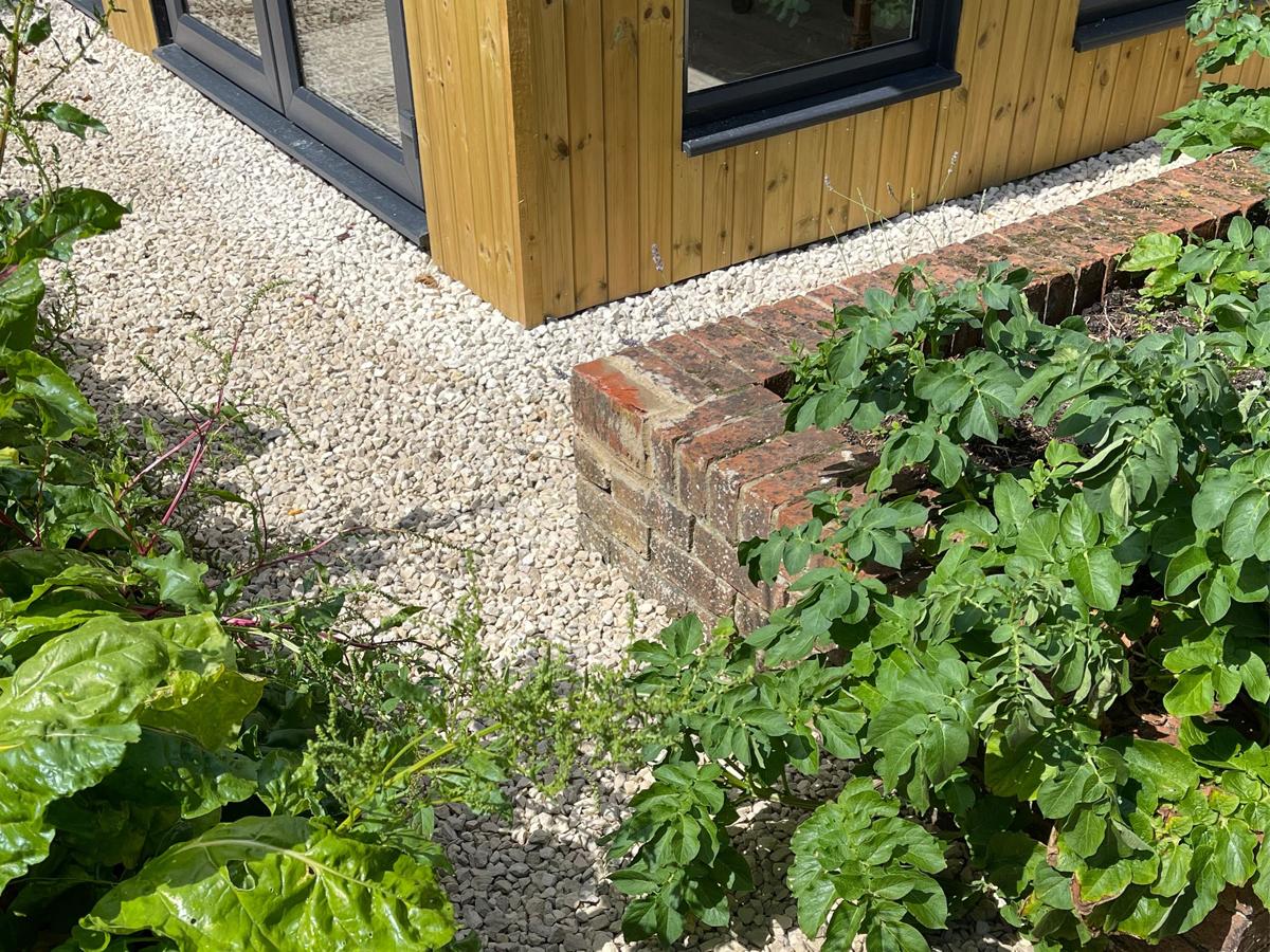 Oxfordshire Courtyard Garden | Structured Growth